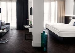 ホテルアマノグランドセントラル - ベルリン - 寝室
