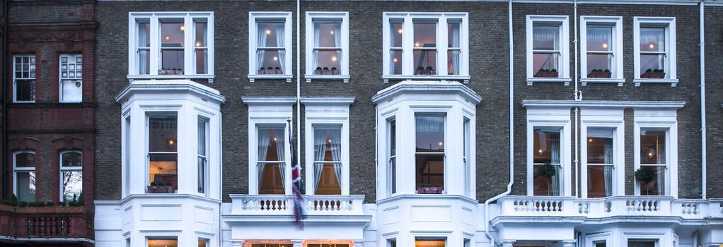 ザ クランリー ホテル - ロンドン - 建物