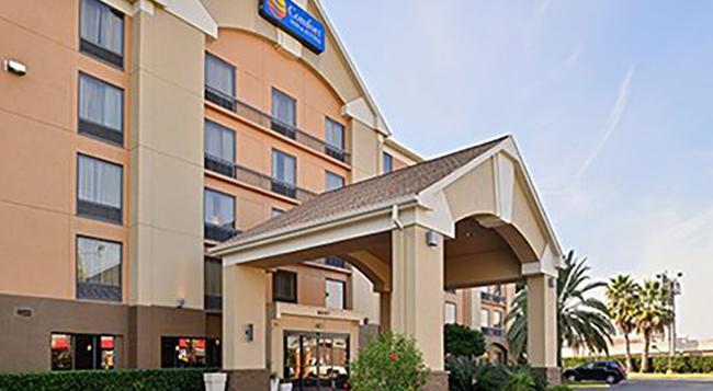 Comfort Inn Southwest Fwy at Westpark - ヒューストン - 建物