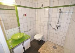 Fasthotel Limoges - リモージュ - 浴室