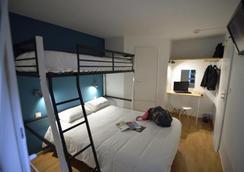 Fasthotel Limoges - リモージュ - 寝室