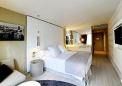 ホテル グルムス バルセロナ - バルセロナ - 寝室