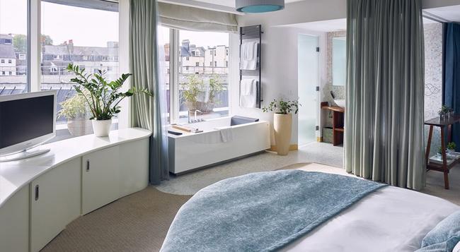 Myhotel Brighton - Brighton - 寝室