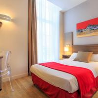 Best Western Marseille Bourse Vieux Port Guest Room