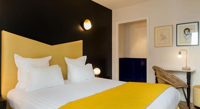 クオリティ ホテル マルゼルブ バイ ハッピーカルチャー - パリ - 寝室