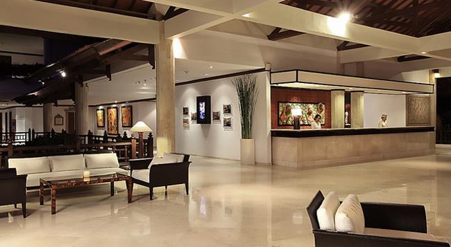 ソル ビーチ ハウス ベノア バリ オール インクルーシブ バイ メリア ホテルズ インターナショナル - ヌサ・ドゥア - ロビー