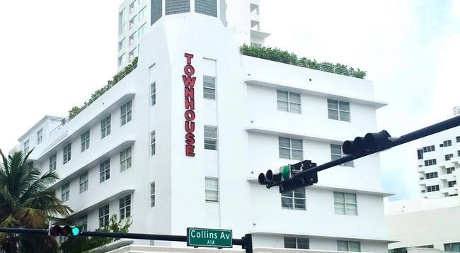 Townhouse Hotel Miami Beach - マイアミ・ビーチ - 建物