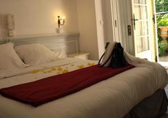 リュック ホテル カンヌ - カンヌ - 寝室