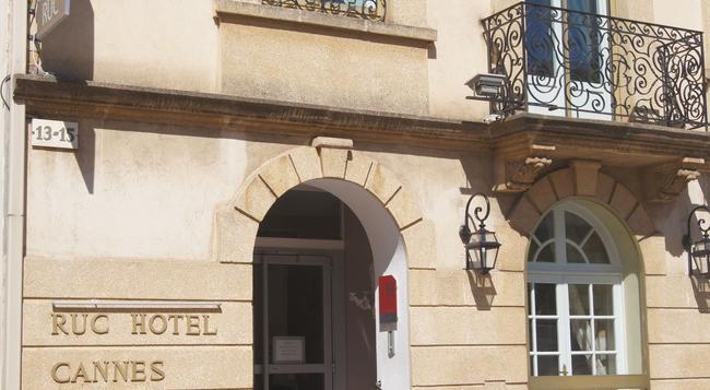 リュック ホテル カンヌ - カンヌ - 建物