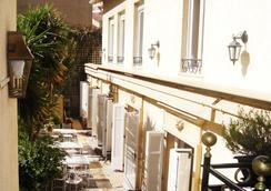 リュック ホテル カンヌ - カンヌ - 屋外の景色