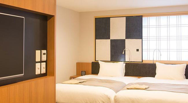 ホテル法華クラブ浅草 - 東京 - 寝室