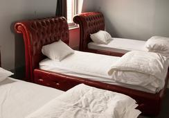 バックパッカーズ インペリアル ホテル - ホバート - 寝室