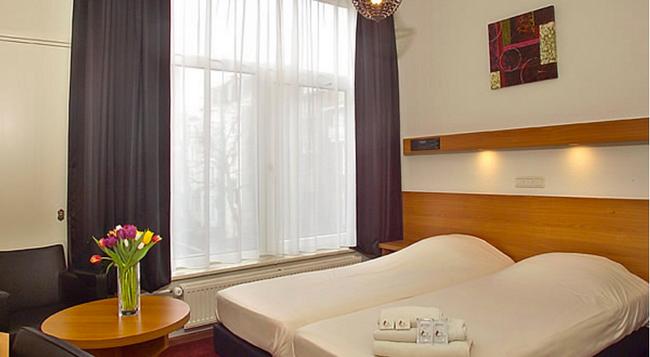 ホテル ニコラス ウィッツェン - アムステルダム - 寝室