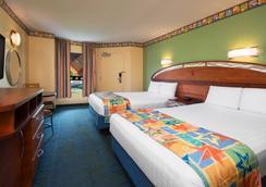 Disney's All-Star Movies Resort - レイク・ブエナ・ビスタ - 寝室
