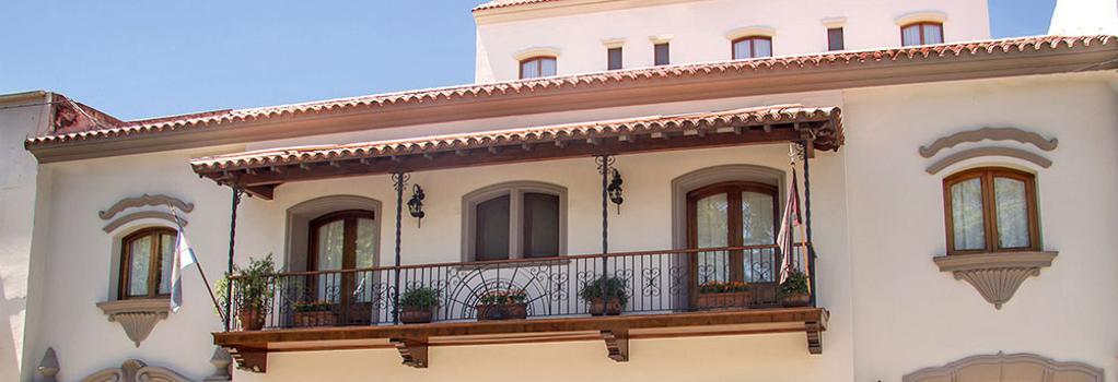 Hotel Solar de la Plaza - サルタ - 建物