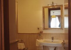 ホテル ヴィラ ローザ - ローマ - 浴室