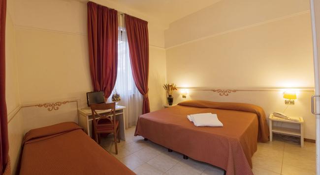 Hotel Villa Rosa - ローマ - 寝室