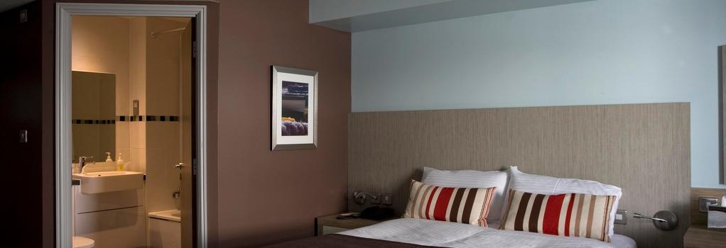 カントリー アームス - トルーロー - 寝室