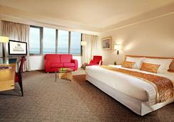 リーガル エアポート ホテル - 香港 - 寝室