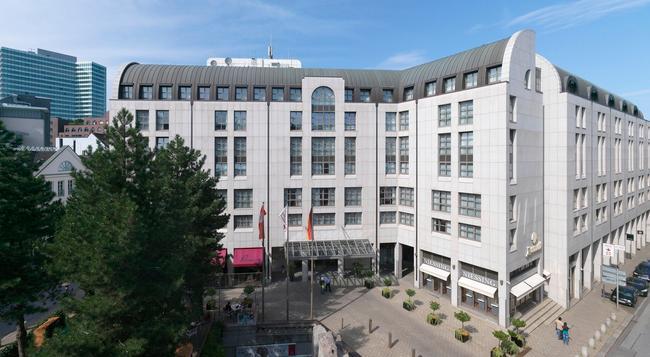 ハンブルク マリオット ホテル - ハンブルク - 建物