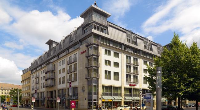 ライプツィヒ マリオット ホテル - ライプチヒ - 建物
