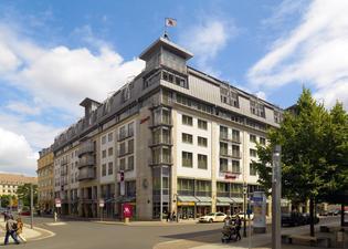 ライプツィヒ マリオット ホテル