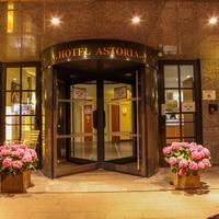 アストリア ホテル Hotel Front