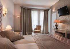 プランセス カロリーヌ - パリ - 寝室