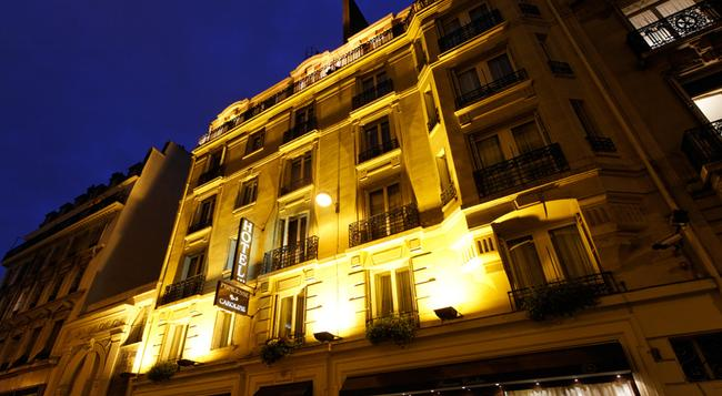 プランセス カロリーヌ - パリ - 建物