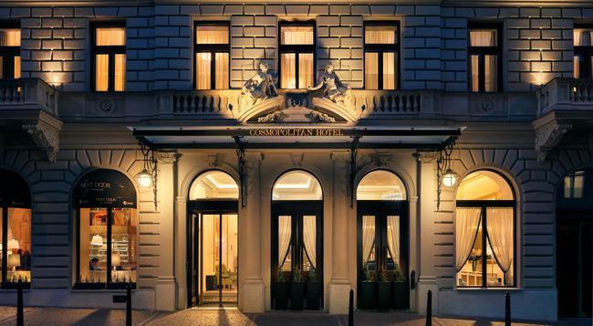 コスモポリタン ホテル プラハ - プラハ - 建物