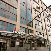 ホテル ヴィア カステリャナ Hotel Front