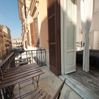 Santi Quattro al Colosseo Patio/Balcony