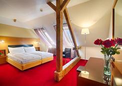 テアトリーノ ホテル - プラハ - 寝室