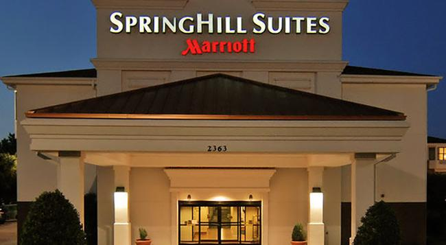 SpringHill Suites by Marriott Dallas NW Highway at Stemmons I-35E - ダラス - 建物