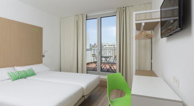 スマートルーム バルセロナ - バルセロナ - 寝室