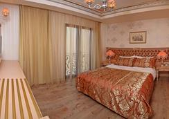 アルバトロス プレミエ ホテル - イスタンブール - 寝室