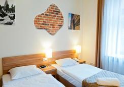 アパートホテル ペルガミン - クラクフ - 寝室