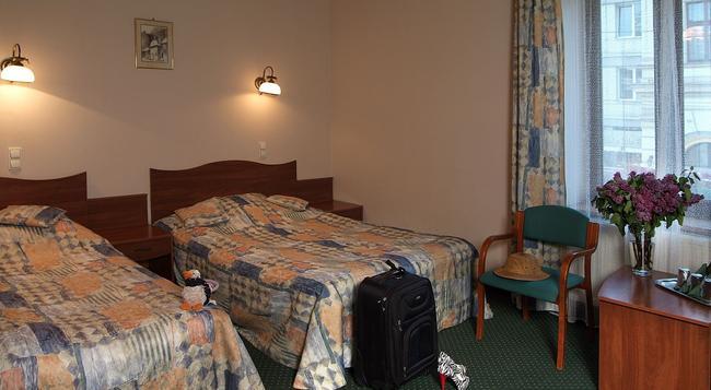 ホテル フォーチュナ ビス - クラクフ - 寝室