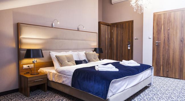 エクセルシオール ブティックホテル - クラクフ - 寝室