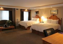アンバサダー ホテル - ミルウォーキー - 寝室