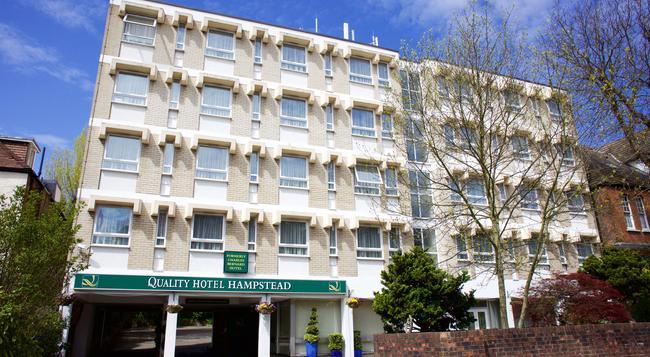 クオリティ ホテル ハムステッド - ロンドン - 建物