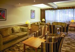 クオリティ ホテル ハムステッド - ロンドン - ロビー