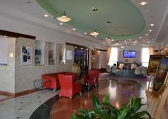 ホテル フェニックス - ザグレブ - ロビー