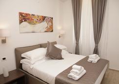 Maison Maneli Luxury B&B - ローマ - 寝室