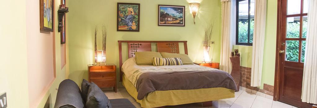 Hotel Vagabondo - フォルトゥナ - 寝室
