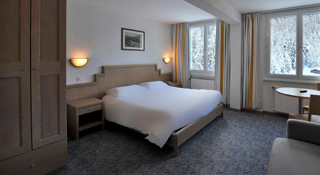 Club Med St. Moritz Roi Soleil - サンモリッツ - 寝室
