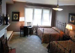 ロングウッド イン - ブルックライン - 寝室