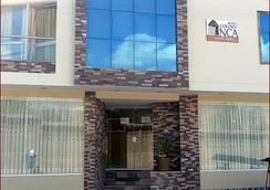ゴールデン インカ ホテル - クスコ - 建物