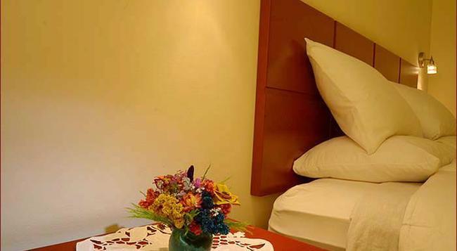 ゴールデン インカ ホテル - クスコ - 寝室