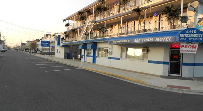 Sea Foam Motel Wildwood - ワイルドウッド - 建物